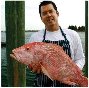 James Bain fish old